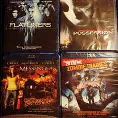 March BluRay pack!
