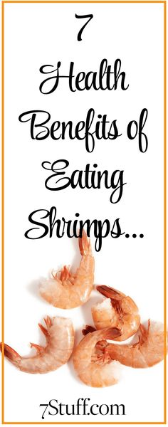 7 reasons to start eating shrimps today Health And Beauty, Health And Wellness, Health Fitness, Natural Cures, Natural Healing, 2 Week Diet, 1200 Calorie Diet, Eat Right, Health