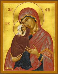 St Anna, English Orthography