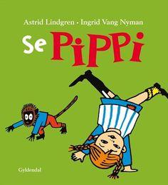 Se Pippi af Astrid Lindgren & Ingrid Vang Nyman - Køb bogen hos SAXO.com