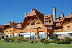 Argentina - Bariloche - Hotel Llao LLao