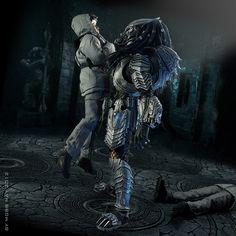 AVP Part 2 - Celtic Predator (MGBB Custom Version)!