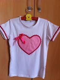 Resultado de imagen para franelas decoradas para niñas