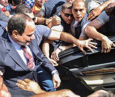 شاهد لحظة وصول السيسي للكلية الحربية لحضور احتفالات أكتوبر #سيارات #تيربو_العرب #صور #فيديو #Photo #Video #Power #car #motor