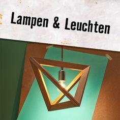 Die 28 besten Bilder von Lampen & Leuchten | Light in the dark ...