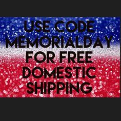 This weekend get free shipping! #tgif #memorialdayweekend #memorialday #rememberourheros #respect #maidenlongisland #longisland #newyork #onsale #itsnotjustaboutsales #shoplocal #etsyny #etsyonsale #liartist #freeshipping #couponcode #onsale #fridayfeels #fridayfeeling