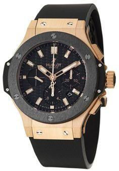 — Hublot Big Bang Gold Ceramic