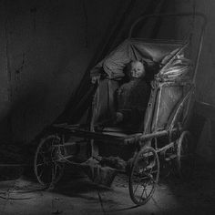 abandoned doll
