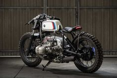 Alexander's BMW R100 from Cafe Racer Dreams is the result four months of meticulous planning and detailed building.
