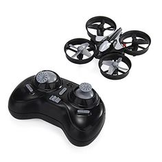 JJRC Mini Gyro Headless Mode Remote Control RC Quadcopter RTF One-key Return-Black *** Find out more about the great product at the image link. Drone Quadcopter, Drones, Rc Drone, Drone Diy, Camera Drone, Bicycle Bell, Drone For Sale, Remote Control Cars, Practical Gifts