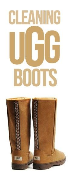 The Ultimate UGG Boot Cleaning Guide