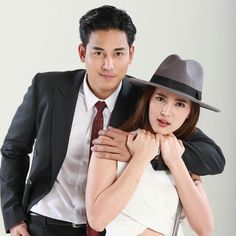 Thalin Pop Bua Thai Drama, Sweet Couple, I Movie, Dan, Couples, Photos, Wedding, Fashion, Valentines Day Weddings