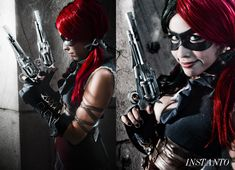 Harley Quinn Injustice Cosplay