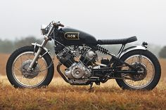 '81 Yamaha XV920R- Hageman Motorcycles  |  Pipeburn.com