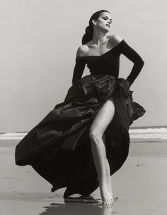 'Herb Ritts: L.A. Style' at Getty with fashion, celeb photographs