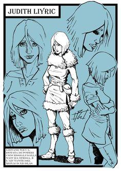 Rossi Mattia Comics