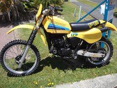 Suzuki PE175 Z 1982