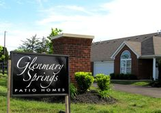 Glenmary Springs Louisville KY Patio Homes Condos For Sale are online at http://www.eastlouisvillerealty.com/patio_homes_louisville_ky_condos_for_sale.htm  Glenmary Springs Patio Homes are in 40291 the Fern Creek Area off Bardstown Rd