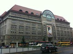 Kaufhaus des Westens (KaDeWe)