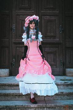 Character: Lady Ciel Phantomhive Seria: Kuroshitsuji - Black Butler Cosplayer: Purantan (me)  Photo by: Super Studio 8  More cosplay: https://www.facebook.com/PurantanCosplay/?fref=ts