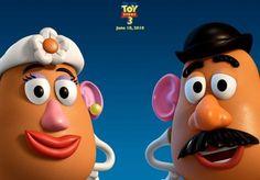One of my favorite Disney/Pixar couples ever!