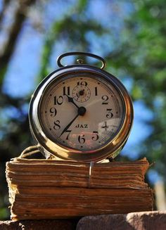 ...past half past and all's well..