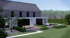 nowoczesny ogród minimalistyczny - Szukaj w Google