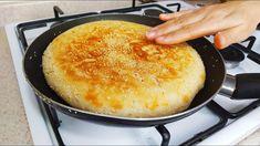 Naan, Ciabatta, Sauce Recipes, Bread Recipes, Cooking Recipes, Coconut Flour, Almond Flour, Our Daily Bread, Arabic Food