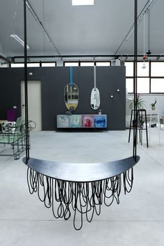 Spazio TID office swing - love!
