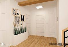 DOM W LESZNOWOLI - Średni hol / przedpokój, styl nowoczesny - zdjęcie od design me too