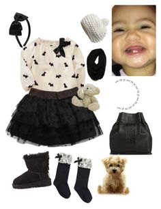 """""""Riley's sweet little girl"""" by angela-glasco-may on Polyvore featuring Gap, Forever 21, UGG Australia, Aerie, Isaac Mizrahi and Paula Bianco"""