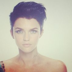 Ruby Rose~ Pixie love