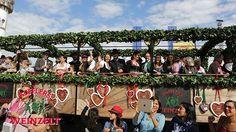 Fotos – WEINZELT auf dem Münchner Oktoberfest.