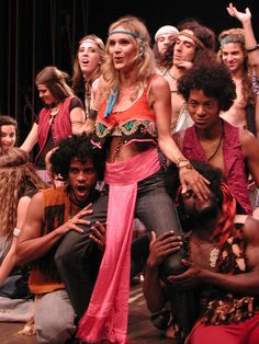 Hair the Musical by Gerome Ragni, James Rado, and music by Galt Macdermot Hair Broadway, Broadway Plays, Broadway Shows, Lame Jokes, Hippie Man, Age Of Aquarius, Hair 2018, Movie Costumes, Musical Theatre