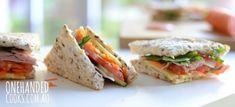 Simply Sandwiches