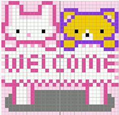 Un super bienvenue!