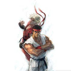 Street Fighter 4 Ryu HD desktop wallpaper : High Definition