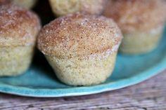 Snickerdoodle Muffins Recipe - RecipeGirl.com
