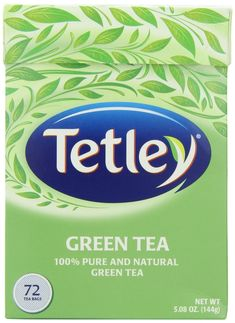 Tetly Green Tea.  Picture: eBay affiliate link.