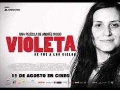Violeta se fue a los cielos (soundtrack) - Arriba quemando el sol