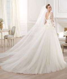 Elie Saab - Wedding Gowns 2014 - Fashion Diva Design