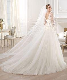 LACERTA, Vestido Noiva 2014
