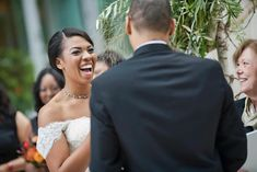 Tricks for personalizing your vows as seen on @offbeatbride
