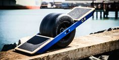 Electric One Wheel Skateboard | Cool Material