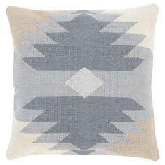 Swazey Pillow - Charcoal