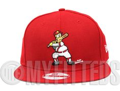 Homer Baseball Player 9Fifty Snapback Cap by SIMPSONS x NEW ERA New Era  Fitted 1ac03c3ef88b