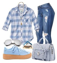 Desportivo by alice-fortuna on Polyvore featuring polyvore, fashion, style, Abercrombie & Fitch, Proenza Schouler and clothing