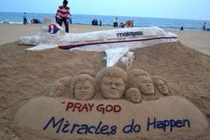 Missing Malaysia Airlines plane 'a mystery'  #MH370 #PrayForMH370 #MalaysiaAirlines