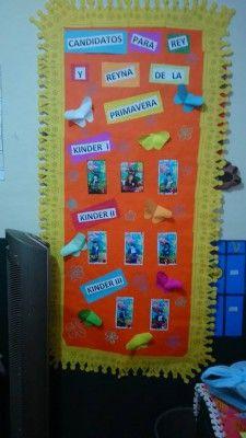 120 mejores im genes de puertas decorated doors for Decoracion de puertas escolares