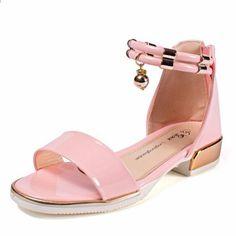Римські студенти діти дівчата дитячі принцеса взуття розмір 26-36 дитяче  взуття дівчатка сандалі 2018 864730e38e1bd